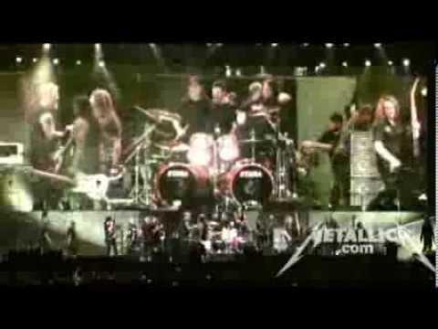 Metallica: Blackened & Overkill (MetOnTour - New York, NY - 2011)
