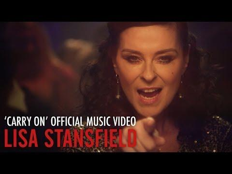 Lisa Stansfield 'Carry On' Official Music Video From The New Album 'Seven' - OUT NOW!