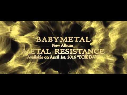 BABYMETAL - New Album
