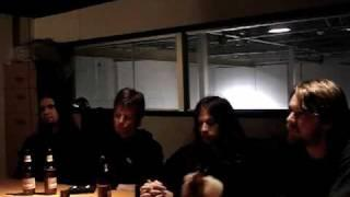 OBSCURA - Relapse Office Interview:  Part 1