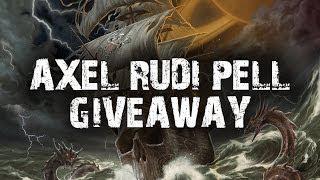AXEL RUDI PELL - Giveaway / Album Teaser