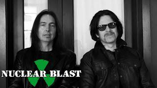 BLACK STAR RIDERS - Artist Profile Interview W/ Ricky Warwick + Damon Johnson (PART 1)