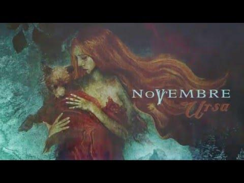 Novembre - Umana (lyrics Video) (from Ursa)