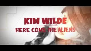 "Kim Wilde about ""Here Come The Aliens"" - Album out now"