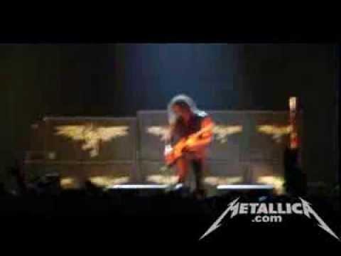 Metallica: Damage, Inc. (MetOnTour - Christchuch, New Zealand - 2010)