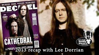 Rise Above Records 2013 Wrap Up with Lee Dorrian