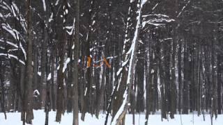 Allen / Lande - Lady of Winter Lyric Video (Official / New Studio Album / 2014)