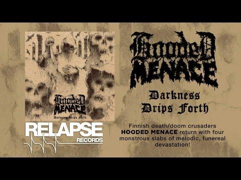 HOODED MENACE - 'Darkness Drips Forth' (Official Album Teaser)