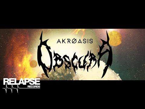OBSCURA - 'Akroasis'  (Official Album Teaser)