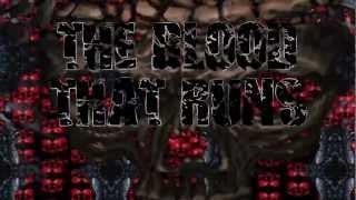 "Six Feet Under ""Zombie Blood Curse"" (LYRIC VIDEO)"
