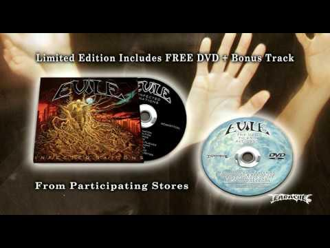 Evile 'Infected Nations' TV Advert