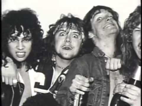 Metallica Rules The World (2005 TV Clip)
