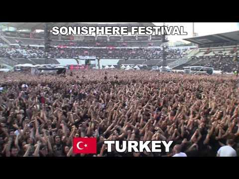 MANOWAR - 2010 Summer Festivals Thank You Trailer