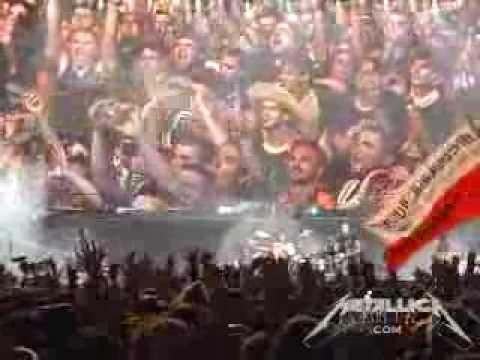 Metallica: Creeping Death (MetOnTour - Bologna, Italy - 2008)
