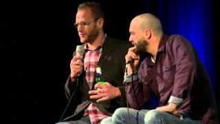 Jesse Leach&Adam D. At BME