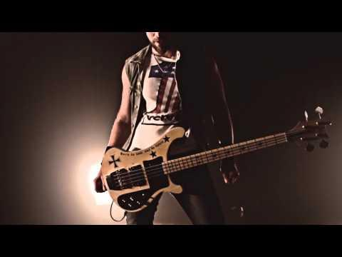 THE CROWN - Headhunter (OFFICIAL VIDEO)