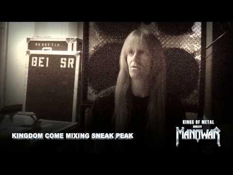 MANOWAR - Kingdom Come MMXIV - Mixing Sneak Peek