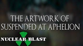 WHILE HEAVEN WEPT - The Artwork Of 'Suspended At Aphelion' (OFFICIAL TRAILER #1)