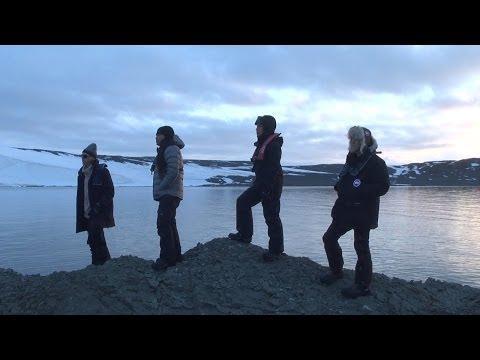 Metallica Freeze 'Em All In Antarctica