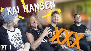 "Kai Hansen about ""XXX"" Pt. 1"