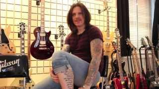 BLACK STAR RIDERS - Ricky Warwick On What Thin Lizzy Means To Him (OFFICIAL INTERVIEW)