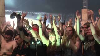ALPHA TIGER - Beneath The Surface (OFFICIAL LIVE VIDEO)