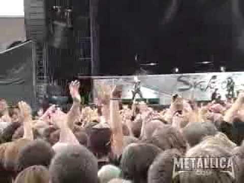 Metallica: No Leaf Clover (MetOnTour - Stockholm, Sweden - 2007)