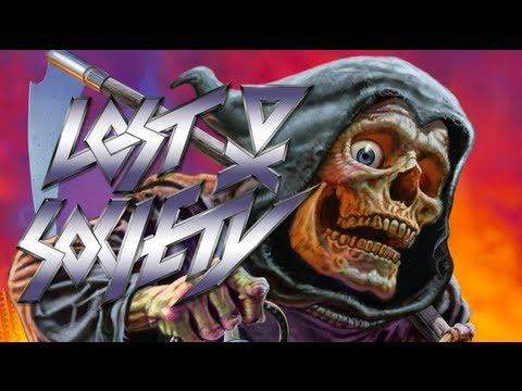 LOST SOCIETY - Braindead Metalhead (OFFICIAL TRACK)