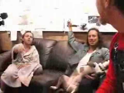 Metallica - Jump In The Studio: Update (November 6, 2002)