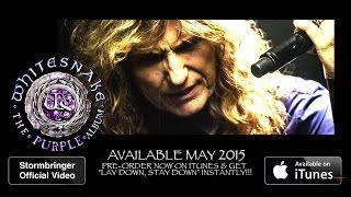 Whitesnake - Lay Down Stay Down (Official Audio) (The Purple Album / New Studio Album / 2015)