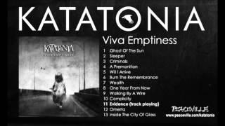 Katatonia - Evidence (from Viva Emptiness) 2003