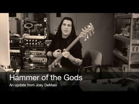 MANOWAR - Hammer Of The Gods (Update)