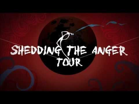 TEXTURES & SYLOSIS - Shedding The Anger Tour (OFFICIAL TRAILER)
