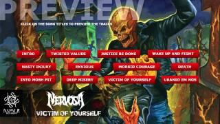NERVOSA - Victim Of Yourself (Preview)   Napalm Records
