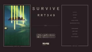 S U R V I V E - 'RR7349' [FULL ALBUM]