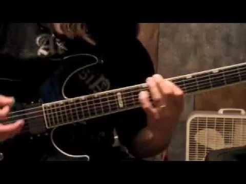 Theocracy - I AM [guitar Instructional Video Part I]
