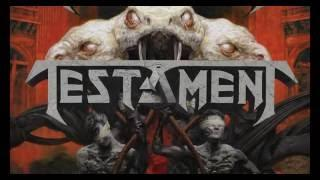 TESTAMENT - Brotherhood Of The Snake (NUCLEAR BLAST UK ID)