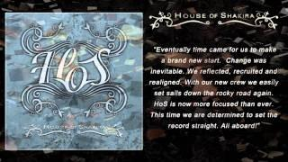 "House of Shakira - new album ""HoS"" teaser"