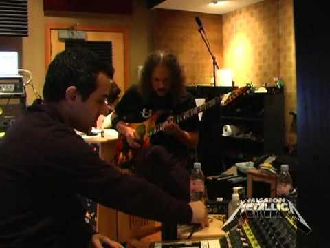 Mission Metallica: Fly On The Wall Clip (July 28, 2008)