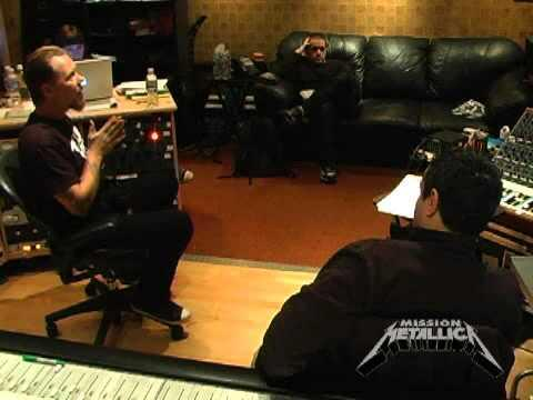 Mission Metallica: Fly On The Wall Clip (August 13, 2008)
