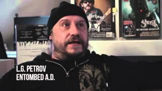 ENTOMBED A.D. - Dead Dawn (Track by Track Pt. 3)
