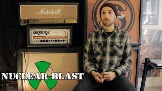 SYLOSIS - Josh Middleton Discusses The Artwork For 'Dormant Heart' (OFFICIAL INTERVIEW)