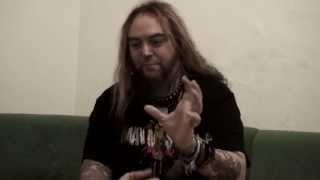 SOULFLY - Max Cavalera On SAVAGES Guest Vocals (OFFICIAL INTERVIEW)