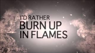 """Airbourne - """"Live It Up"""" Lyric Video"""