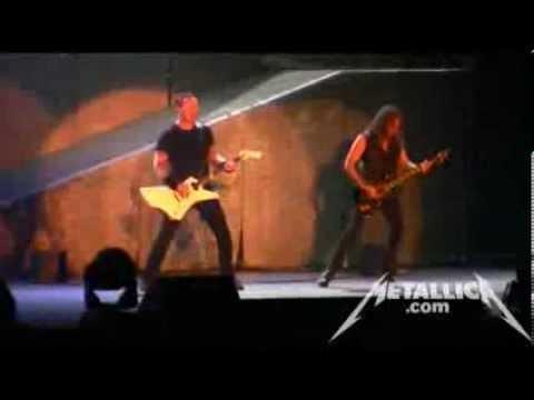 Metallica: The Call Of Ktulu (MetOnTour - Amneville, France - 2011)