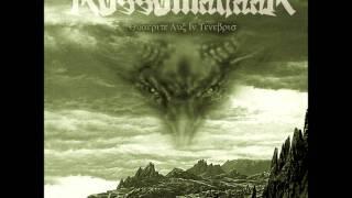 ROSSOMAHAAR - Me the Misanthrope [2002]
