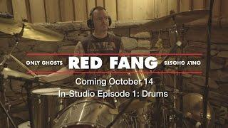 RED FANG 'Only Ghosts' In-Studio Episode 1 - Drums