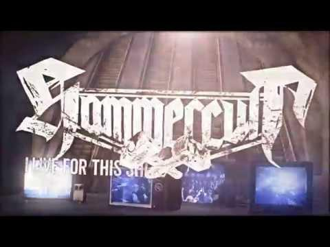 HAMMERCULT -  I Live For This Shit (official Lyric Video)