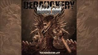 DEBAUCHERY vs. BLOOD GOD - Thunderbeast Full Album