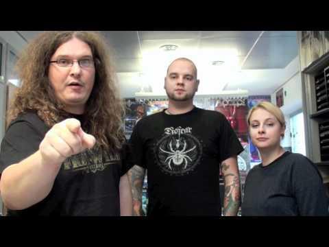 Nuclear Blast Promotion Team - Virtual X Mas Card (OFFICIAL VIDEO)